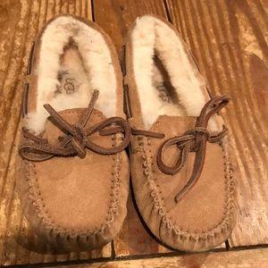 Uggs Kids Dakota Slippers